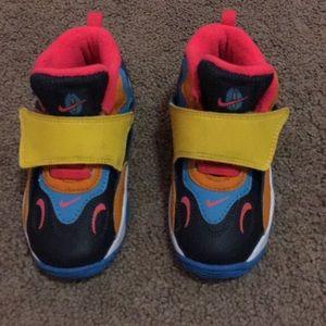 Fun Colorful Nikes